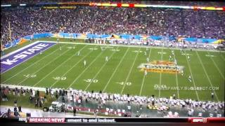 2013 Fiesta Bowl: Oregon Highlights vs Kansas St. 1/3/2013