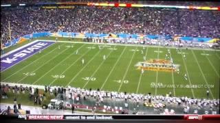 2013 Fiesta Bowl: Oregon Highlights vs Kansas St. 1/3/2013