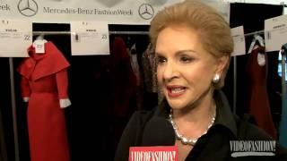 Carolina Herrera AW 2011 - Videofashion