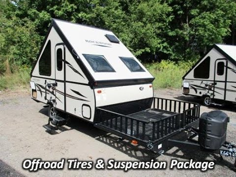 haylettrvcom 2016 rockwood hardside a122th a frame popup folding camper by forest river rv