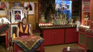 Awarenesses and Knowers with Geshe Ngawang Tenley - 2016-05-11