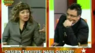 Mesut Yar ile Çiğdem Sarp Oksijen terapi konuşuyor.
