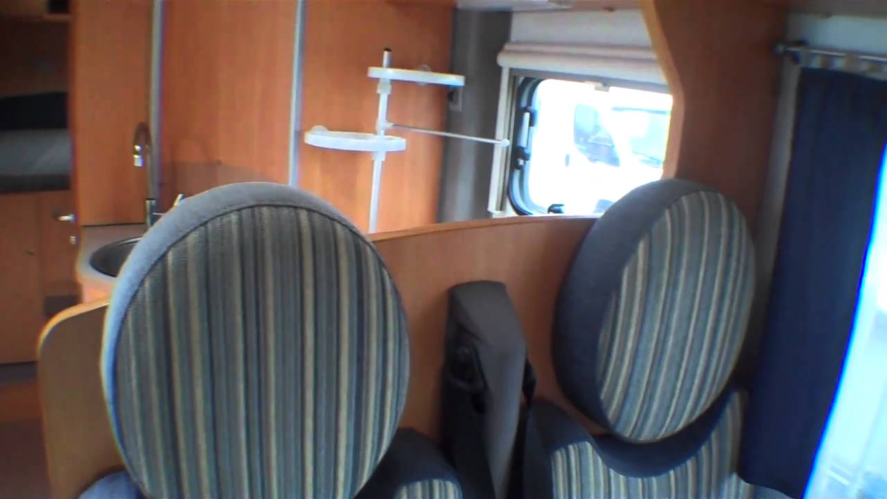 occasion pro camping car pilote a710tg profile 2007 lille 59 nord seclin 59113 youtube. Black Bedroom Furniture Sets. Home Design Ideas