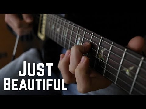 Beautiful Chords and Melody ... On Electric Guitar (3 steps)