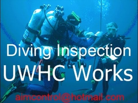 UNDERWATER VESSEL SHIP HULL CLEANING / PROPELLER POLISHING / IN WATER DIVING SURVEY