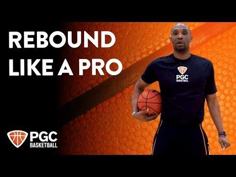 Rebound Like A Pro | Skills Training | PGC Basketball