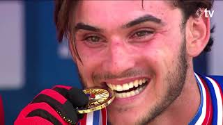 Championnats de France VTT - Alpe d'Huez 2019