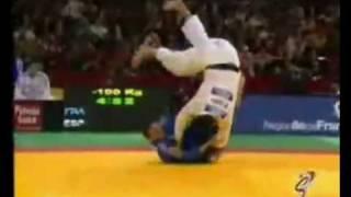 Judo tecnicas