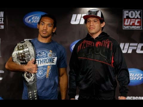 UFC on FOX 7: Henderson vs. Melendez Weigh-Ins (Main Card)
