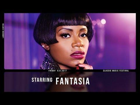"Classic Music Festival-Memphis 9.8.2017 - Fantasia & Kenny ""Babyface"" Edmonds"