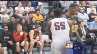 Son of Shammgod: Wells Leaving Legacy at Fairmont State