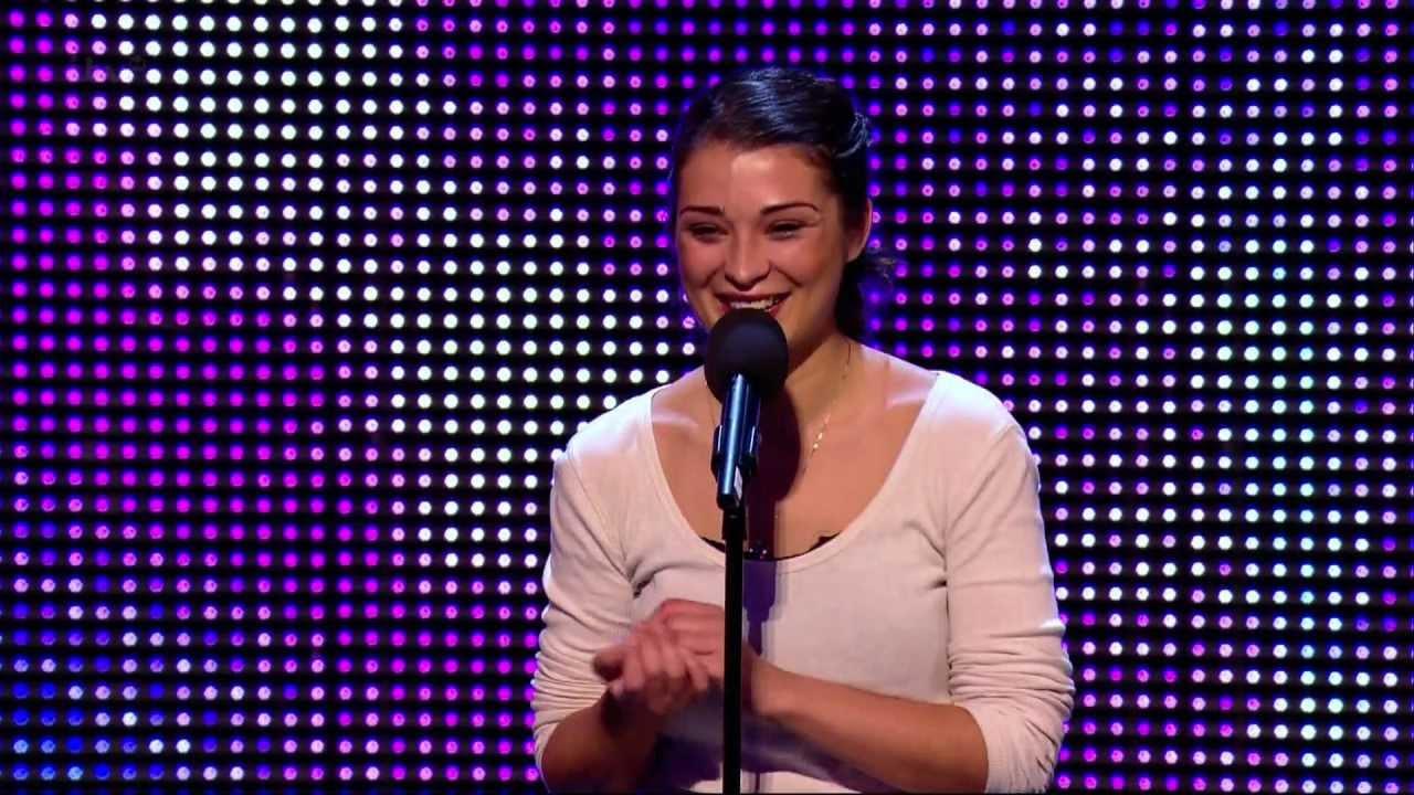 britains got talent bgt 2013 alice fredenham my funny valentine audition youtube