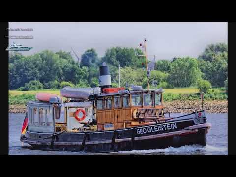 GEO GLEISTEIN - Yacht - Germany  (Корабли и суда мира.Слайдшоу)