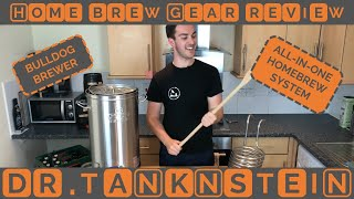 All in One Homebrew Systems ft. The Bulldog Brewer
