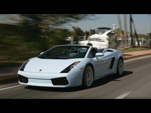 Lamborghini Gallardo Spyder vs. Bentley Continetal GTC - GRIP - Folge 25 - RTL2