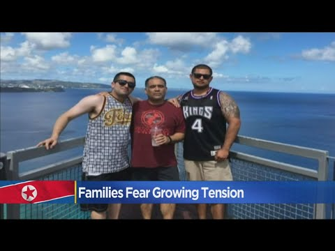 Families Concerned For Relatives In Guam After North Korea Threat