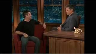 Craig Ferguson 4 20 9D Late Late Show Simon Cowell PT1 11