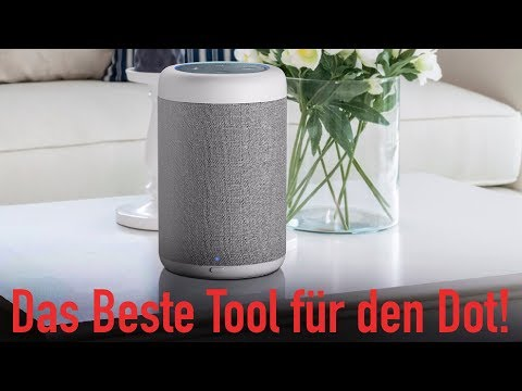 geniales-360-dock-fÜr-echo-dot!!