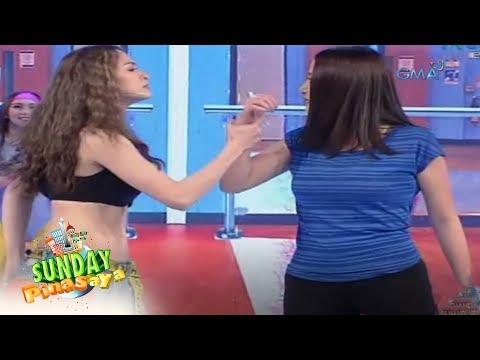 Sunday PinaSaya: Si Isabelle ng 'The Stepdaughters,' sinampal si Marian Rivera?