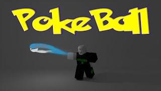 Roblox Script Showcase Episode#880/Catching Pokeball