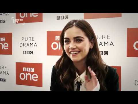 Jenna Coleman on The Cry and playing chess  London Live