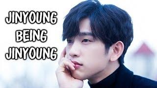 Jinyoung Being Jinyoung