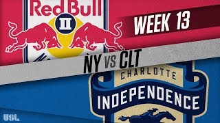 New York Red Bulls II vs Charlotte Independence: June 9, 2018