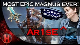 MOST EPIC MAGNUS EVER - Ar1sE^ BEST Highlights Movie