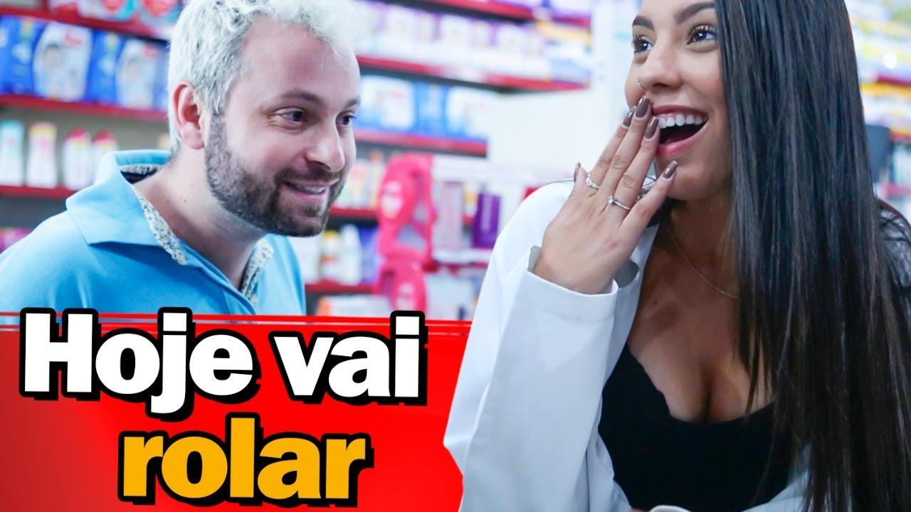 Hoje vai rolar - Marcelo Parafuso Solto