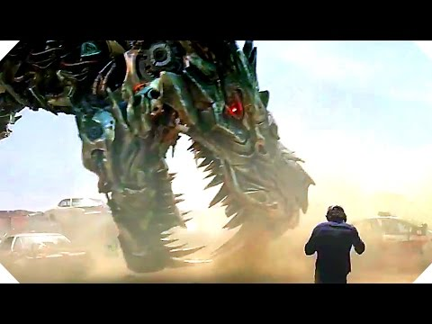 TRANSFORMERS 5 Trailer # 2 (2017)