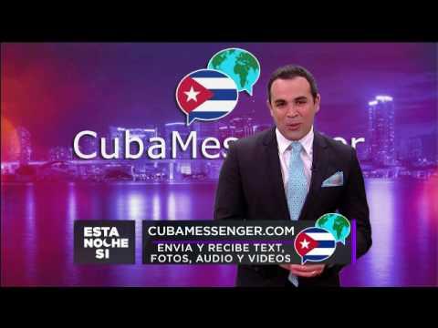 CubaMessenger - Mega TV