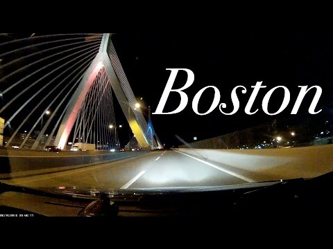 Bad Drivers & Funny Clips: Boston, MA