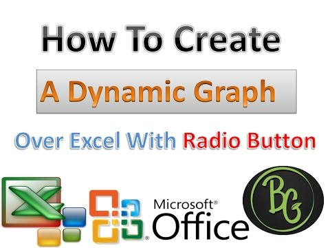 Create a Dynamic Chart with Checkboxes | How to Create a dynamic Graphs