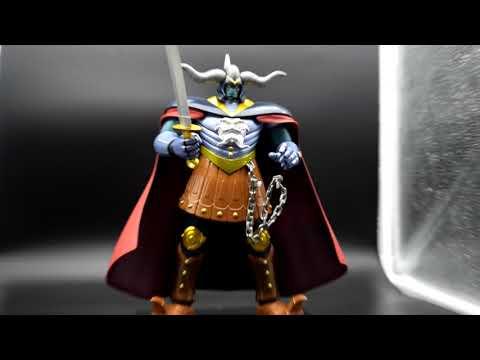 recensione Generale Nero figuarts zero Bandai