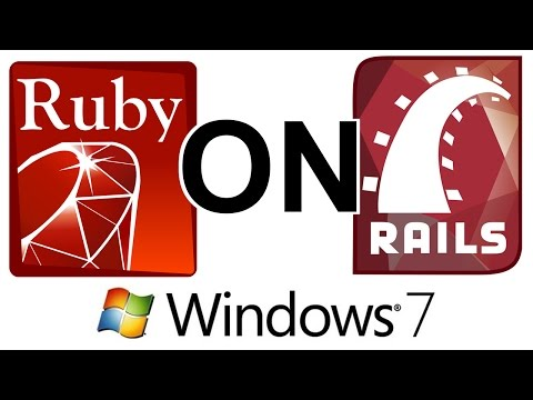 How to install Ruby on Rails on Windows