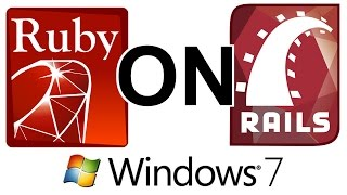 How to install Ruby on Rails on Windows 7