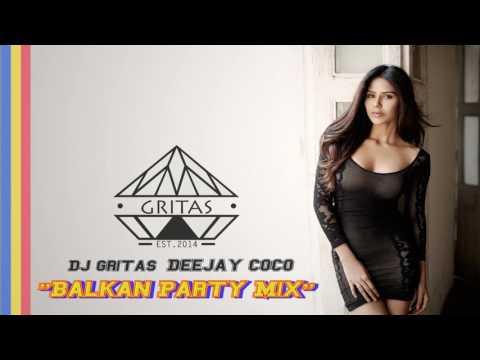 Balkan Party Mix | Muzica Noua Romaneasca 2017 | Best Romanian Club Music ▲Dj Gritas & Deejay Coco▲