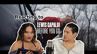 Lewis Capaldi - Before You Go (Official Video) REACTION!!!