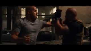 Toreto vs la roca - rapido y furioso 5