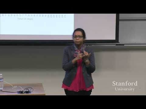 Stanford Seminar - Oppurtunities and Challenges of Social Media in Peresonal and Societal Well-Being