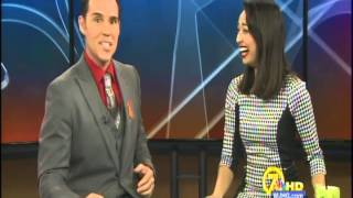 BRIAN GODDIN Demo Reel NewsChannel 7 3 Mins