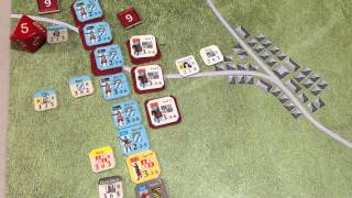 The Thirty Years War - Intervention Scenario - Full Game Report (Turn 2 of 3)