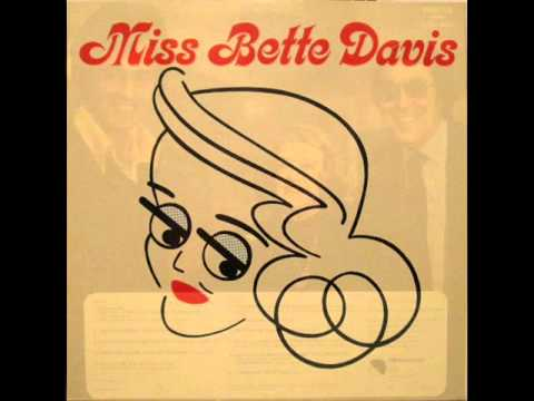 Bette Davis - Miss Bette Davis LP (1976)