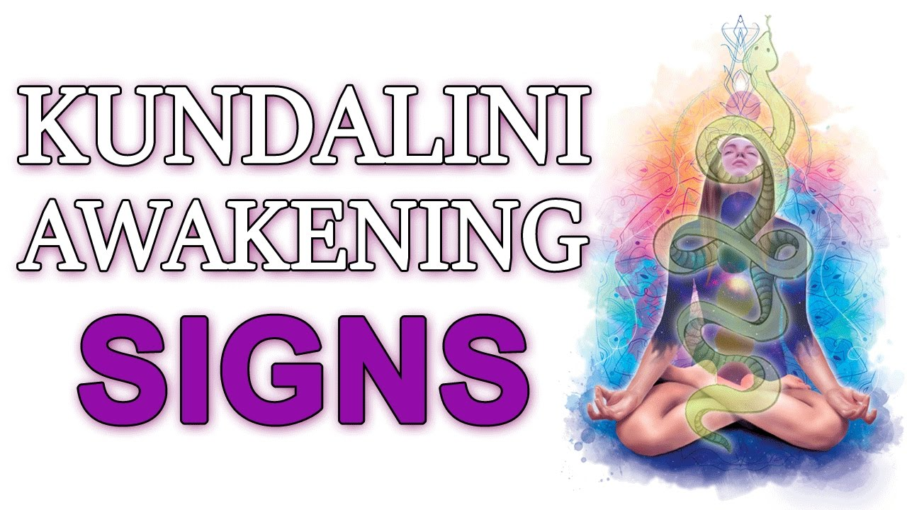 Kundalini Awakening Signs and Symptoms and How to Ease the Pain During  Awakening