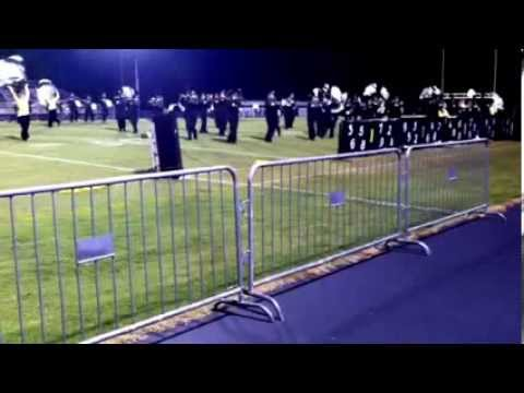 Patrick County High School Marching Cougars