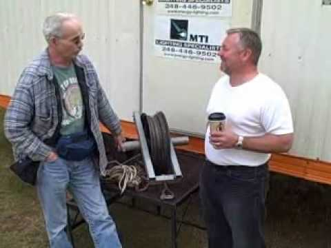 Ishpeming, MI Wind Turbine Project - Interview - Dave Nelson  - June 2010