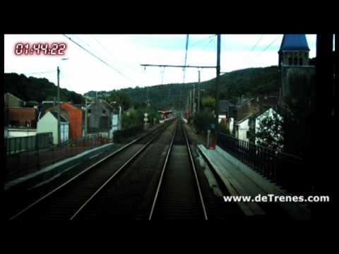 Trenes Europeos: Paris-Amsterdam en 3.18hs