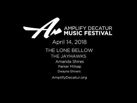Lenz Presents: Amplify Decatur Music Festival on the downtown Decatur Square.
