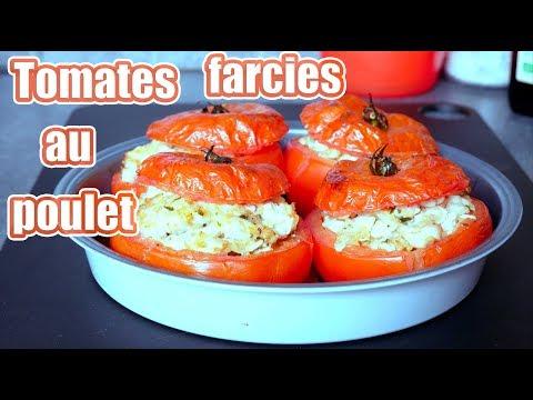 tomates-farcies-au-poulet