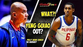 Anyare Papalitan Agad Ang Coach Ng Team Pilipinas Posible Ba Balik Coach Chot Reyes Na Naman